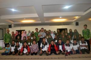 Kunjungan di Daarul Tauhid Bandung