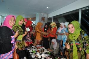 Kunjungan Dekranasda Jakarta