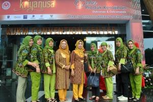 Kunjungan di Dekranasda Jakarta