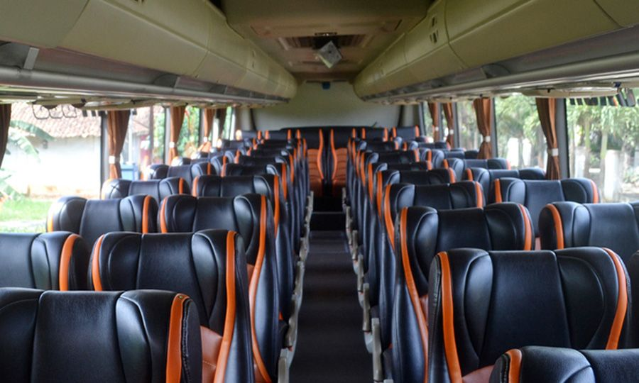 Interior Bus Efisien