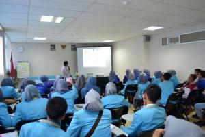 Kunjungan di RSA UGM