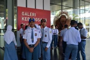 Kunjungan di Istana Negara Bogor