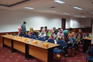 Kunjungan Study di IAEI