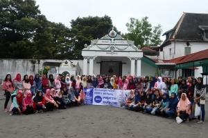 Kunjungan di Keraton Jogjakarta