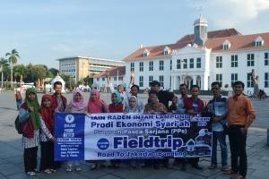 Kunjungan di Kota Tua Jakarta