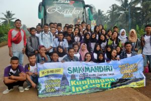 SMK mandiri Bandar Agung