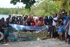 Family Gathering PT. Agro Multiguna Sejati