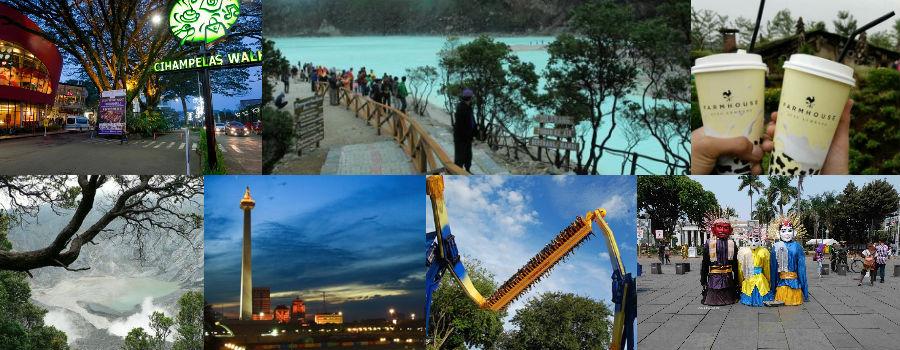 PAKET TOUR LAMPUNG-JAKARTA-BANDUNG