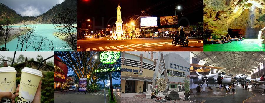 PAKET TOUR LAMPUNG-JOGJAKARTA-BANDUNG