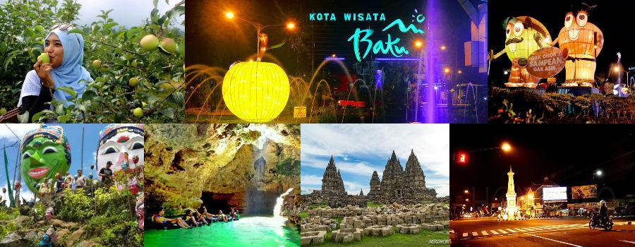 PAKET TOUR LAMPUNG-MALANG-JOGJAKARTA