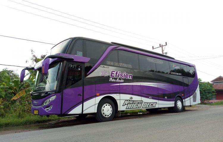 Sewa Bus Lampung Angkutan Lebaran 2019