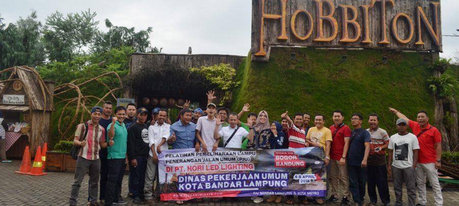 Dinas PU Bandar Lampung