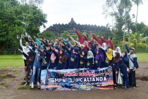 Kunjungan di Candi Borobudur