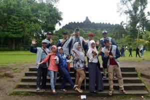 Wisata di Candi Borobudur