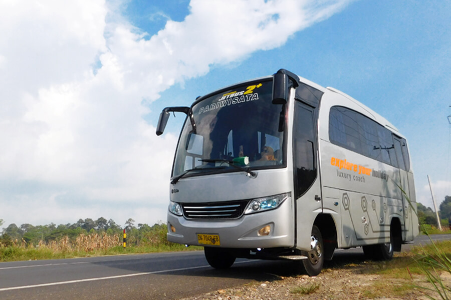 Sewa Bus Pariwisata Murah 25 Seat