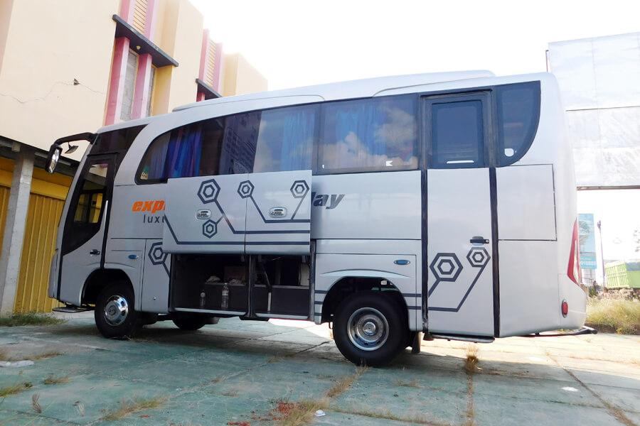 Sewa Bus Lampung Murah